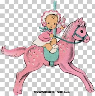 Horse Carousel Pony PNG