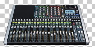 Soundcraft Spirit Si Performer 3 Audio Mixers Digital Mixing Console Soundcraft Si Expression 3 PNG