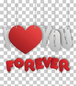 Love You Forever Euclidean Icon PNG