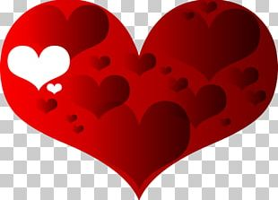 Valentine's Day Heart PNG