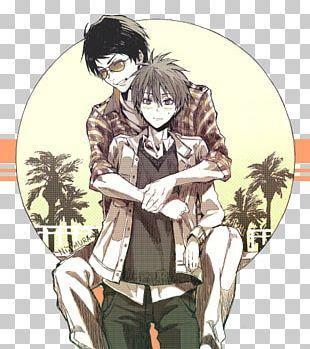 Mangaka Anime Black Hair PNG