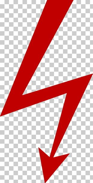 High Voltage Electric Potential Difference Logo Symbol Electricity PNG