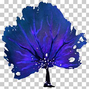 Subnautica Purple Violet Blue Plant PNG