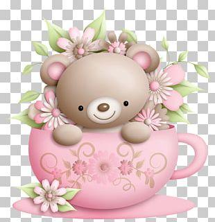 Teddy Bear Cuteness PNG