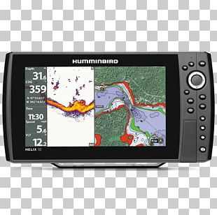 Fish Finders Sonar Chirp Chartplotter Fishing PNG