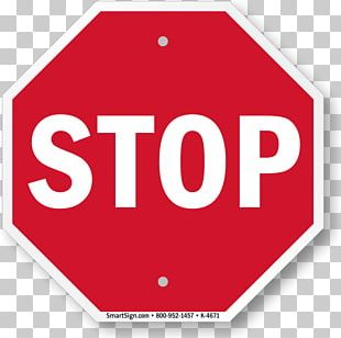 Stop Sign Traffic Sign Signage Driving Logo PNG