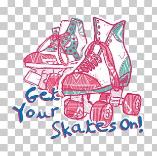 Roller Skates Roller Shoe Ice Skating PNG