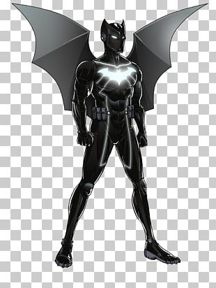 Batwing Batman Falcon Black Panther Sinestro PNG
