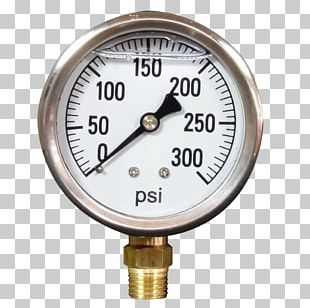 Pressure Measurement Gauge Pound-force Per Square Inch Pressure Washers Measuring Instrument PNG