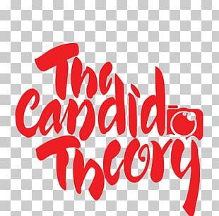 The Candid Theory Logo Photographer Wedding Photography Candid Photography PNG