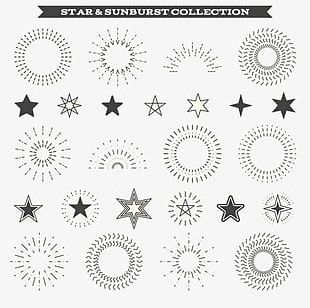 Rising Star Decoration And Embellishment PNG