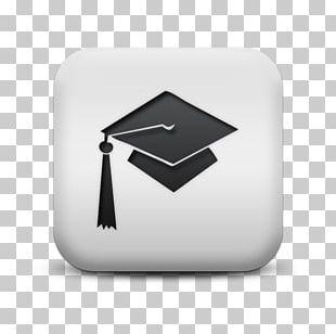 Square Academic Cap Graduation Ceremony Hat School PNG