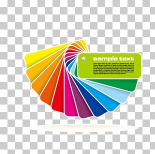 Color Chart CMYK Color Model PNG