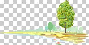 Color Landscape Nature PNG