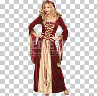 Costume Party Halloween Costume Clothing Dress PNG