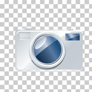 Digital Camera Drawing PNG