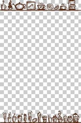 Euclidean Page Footer Header PNG