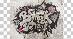 Graffiti Drawing PNG