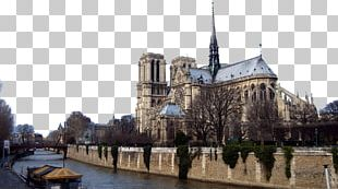 Notre-Dame De Paris High-definition Television Cathedral PNG