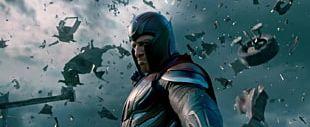 Professor X Apocalypse Mystique Magneto Film PNG