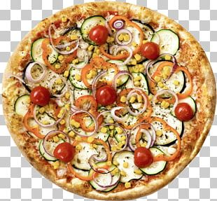 California-style Pizza Sicilian Pizza Vegetarian Cuisine Pizza Cheese PNG