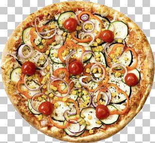 California-style Pizza Sicilian Pizza Vegetarian Cuisine Pizza Cheese PNG