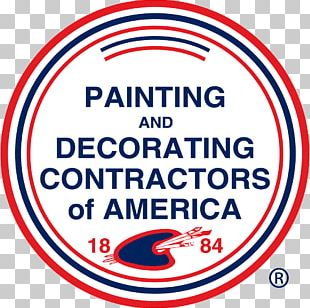 Painting And Decorating Contractors Of America House Painter And Decorator General Contractor Organization PNG