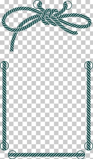Rope Nylon Paper Braid Halter PNG