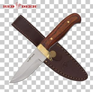 Bowie Knife Hunting & Survival Knives Blade Drop Point PNG