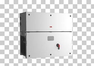 Grid-tie Inverter Power Inverters Solar Inverter Grid-tied Electrical System Photovoltaic System PNG