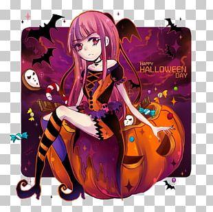 Halloween Cartoon Ghost Comics PNG