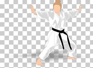 Taekwondo Martial Arts Combat Sport Black Belt PNG