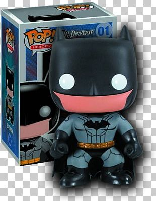 Batman Action & Toy Figures Funko The New 52 Superhero PNG