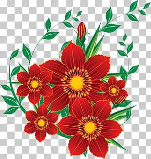 Flower Art PNG