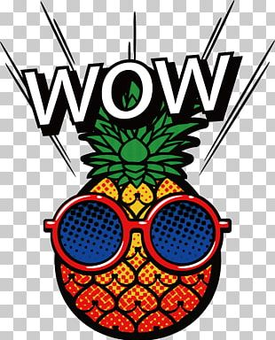 Pineapple Rock Music PNG