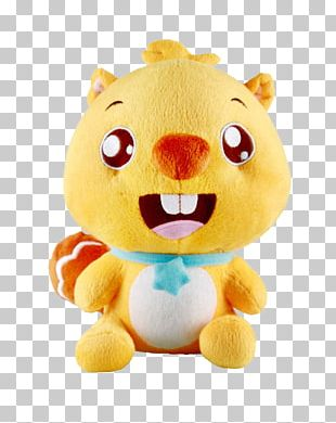 Plush Stuffed Toy Doll Child PNG