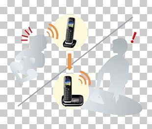 Cordless Telephone Panasonic Cordless Kx-Tgh222Gb Sz Digital Enhanced Cordless Telecommunications Home & Business Phones PNG