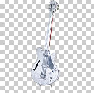 Bass Guitar Electric Guitar Musical Instruments Art Puzzle PNG