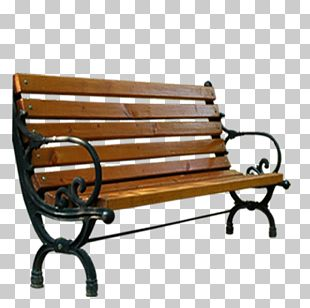 Bench Chair Stool Park PNG