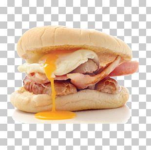 Breakfast Sandwich Hot Dog Cafe Bacon Sandwich PNG