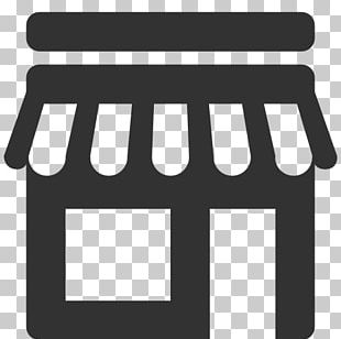 Computer Icons Black & White Retail Shopping Icon Design PNG