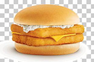 Filet-O-Fish Hamburger Fast Food McDonald's Fish Sandwich PNG