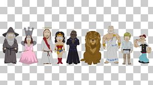 Council Of Nine Imaginationland Episode III Character South Park EP Story Arc PNG
