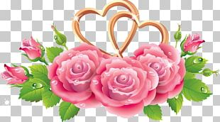 Flower Greeting & Note Cards Love Heart Rose PNG