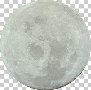 Full Moon Lunar Calendar Lunar Phase Blue Moon PNG