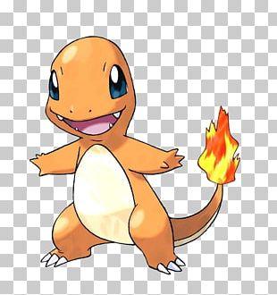 Pokémon GO Pokémon Red And Blue Charmander Pokémon Types PNG