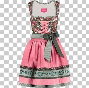 Dirndl Dress Fashion Designer Oktoberfest PNG