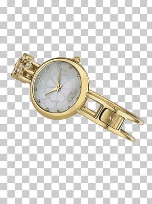 Titanium Metal Watch Strap Titan Company Material PNG