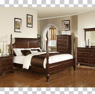 Bedside Tables Bed Frame Bedroom Headboard PNG