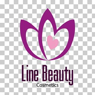 Logo Cosmetics Beauty Parlour Cdr PNG